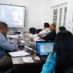 Directores y representantes de las Escuelas Penitenciarias de Iberoamérica