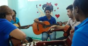 CCR-Najayo Mujeres y Najayo Hombres Inician Conformación de Orquesta Penitenciara