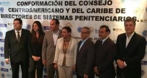 Coordinador del Modelo de Gestión Penitenciaria Participa en la Conformación de Directores Penitenciarios en Guatemala.