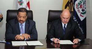 JCE y Procuraduría acuerdan implementar votos reclusos 2016