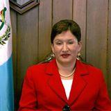 Thelma Aldana Hernández,fiscal general y la jefa del Ministerio Público.