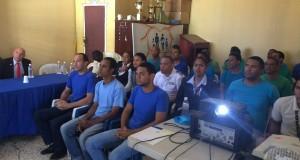 Junta Central Electoral impartió  charla  Derechos y Deberes del ciudadano en CCR San Felipe Puerto Plata.