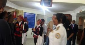 Nuevo Modelo Penitenciario  Dominicano, recibe Patronato Penitenciario de Guatemala
