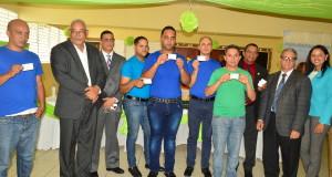 SENASA entrega 215 carnets de afiliados a privados de libertad del CCR Vista al Valle, San Francisco de Macorís