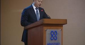 Procurador General de la República deja iniciado primer curso de formación para Agentes Penitenciarios de Guatemala