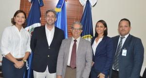 Consultor de la Unión Europea visita Nuevo Modelo Penitenciario dominicano