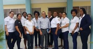 Subcoordinación de Asistencia y Tratamiento supervisa el Centro de Corrección y Rehabilitación Najayo Mujeres