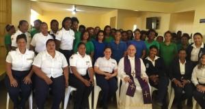 Centro de corrección y rehabilitación Baní Mujeres celebra 7mo aniversario