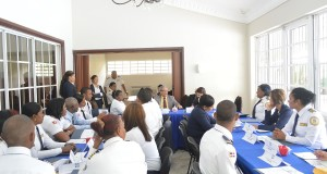 Nuevo Modelo Penitenciario realiza Primer Encuentro Nacional con Encargados de Medio Libre de los CCR