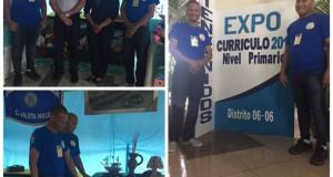 CCR LA ISLETA PARTICIPÓ CON ÉXITO EN TERCERA VERSIÓN DE EXPO-CURRÍCULO 2016-2017