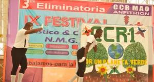 Nuevo Modelo Penitenciario celebra tercera eliminatoria Festival Artístico de los privados de libertad