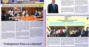 Boletín del Nuevo Modelo Penitenciario Dominicano