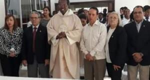 "Fray Arístides Jiménez Richardson "" aquí encontramos gente de  fe"""