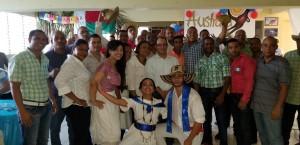 CCR Vista al Valle celebra el Día de la Raza: Encuentro entre dos mundos