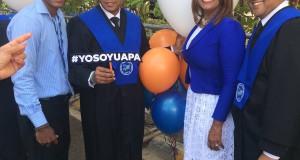 Internos del Centro de Corrección y Rehabilitación San Felipe, Puerto Plata  culminan su educación universitaria
