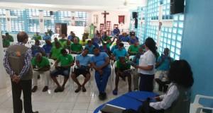"600 internos del CCR Najayo Hombres participarán en  jornada de lectura ""Un Libro Para Todos"""
