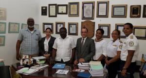 Universidad Federico Henríquez y Carvajal  y Nuevo Modelo Penitenciario Dominicano firmarán convenio